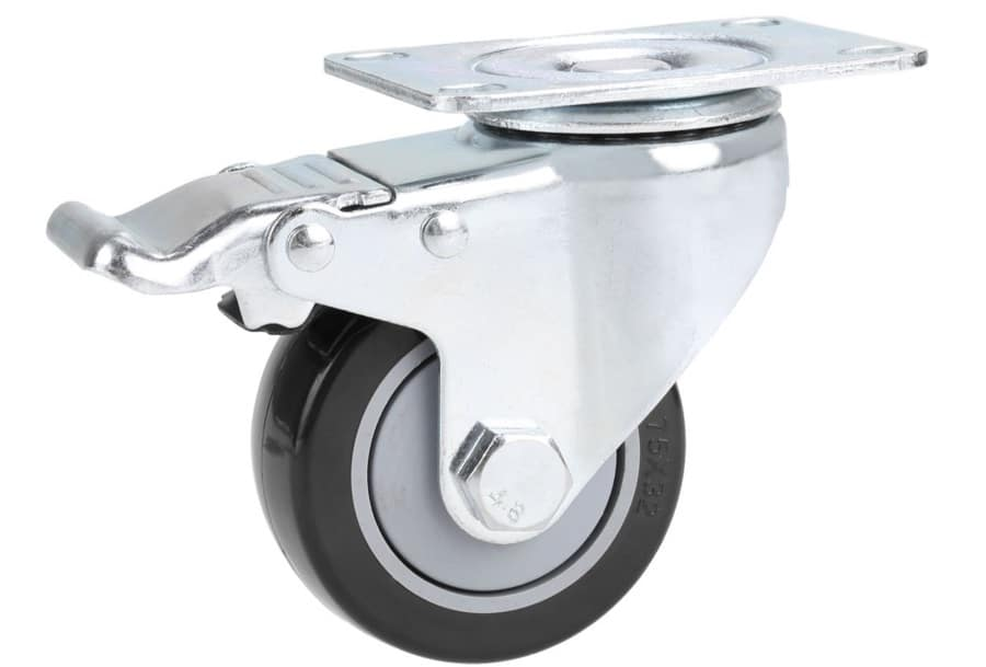 water trough planter wheels